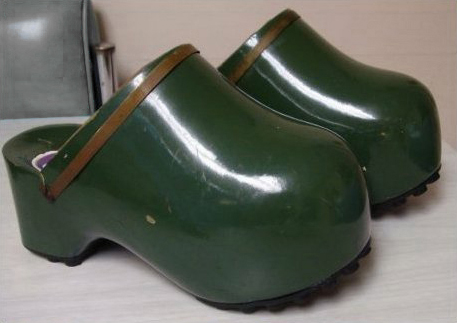 Famolare green