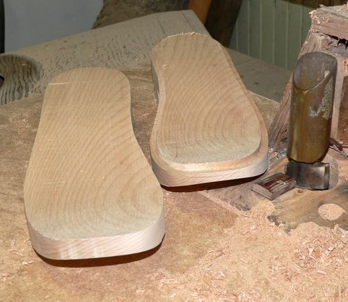 Boot Nail Groove