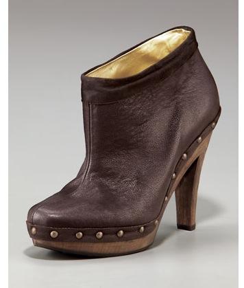 Stella mccartney clog boot 1