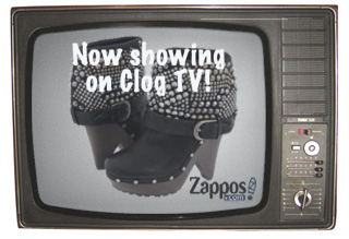 Clog tv-clara stud