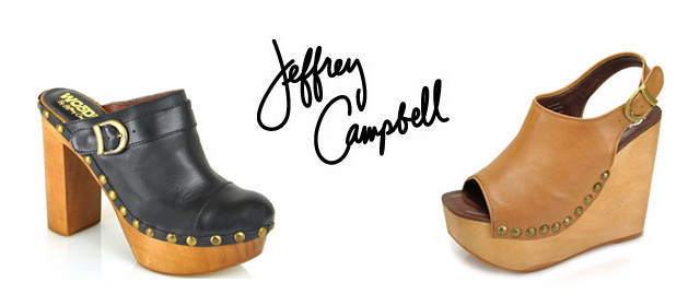 431813b177df Featured Designer  Jeffrey Campbell - Every Clog Has Its Day
