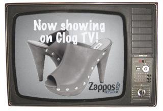 Clog tv-daynty