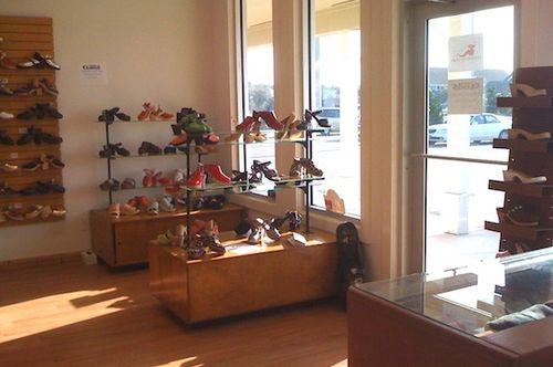 Chameleon clogs store-02