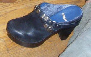 Bernardo xray-steel blue
