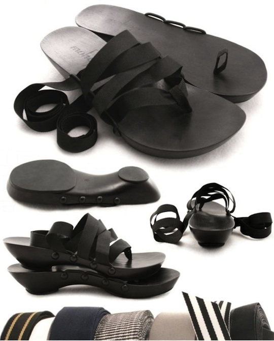 Mohop low heel