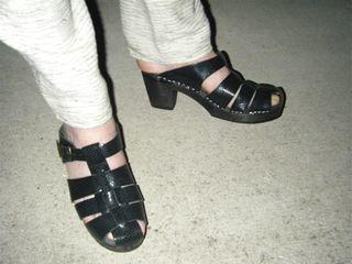Funkis clog sandal