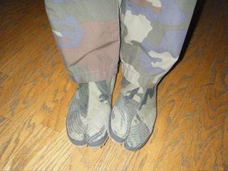 Irregular choice tabi boot