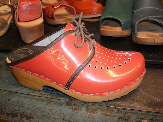 Featured Designer Ugglebo Every Clog Has Its Day