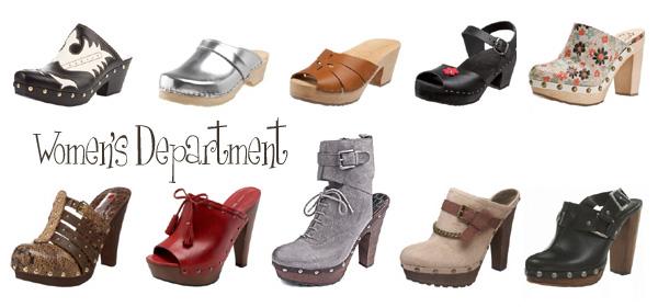 Women's clogs