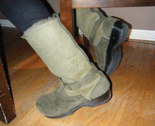 Sven clog boot-04