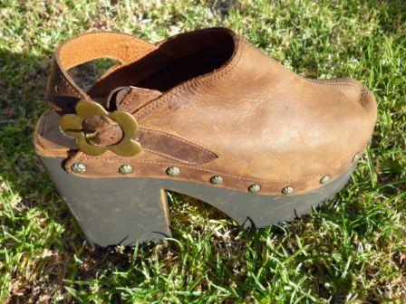 Buffalo clogs 1