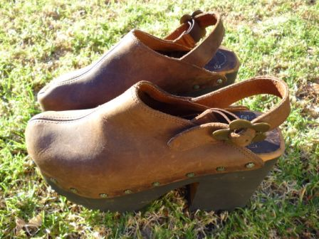 Buffalo clogs 1