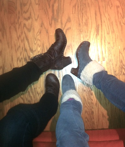 Dansko nat and ugg lynnea