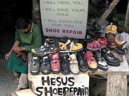 Hesus-shoe-repair
