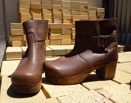 Sanita gertrude boots