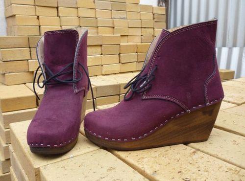 Maguba wedge boots